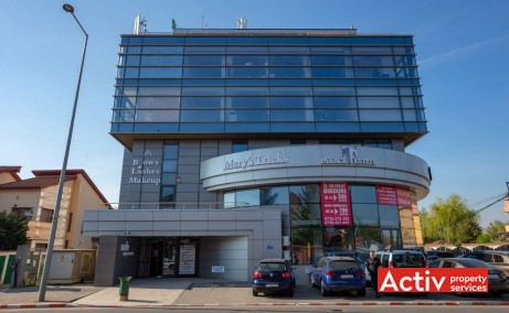 David Business Center, cladire de birouri de vanzare situata in Erou Iancu Nicolae 29, vedere generala