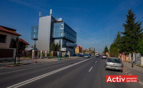 David Business Center, cladire de birouri de vanzare situata in Erou Iancu Nicolae 29