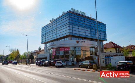 David Business Center, cladire de birouri de vanzare, vedere acces rutier