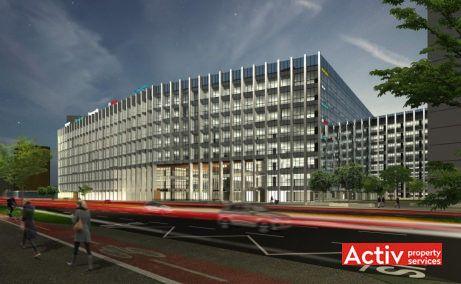 ISHO birouri de inchiriat Timisoara zona centrala imagine cladire