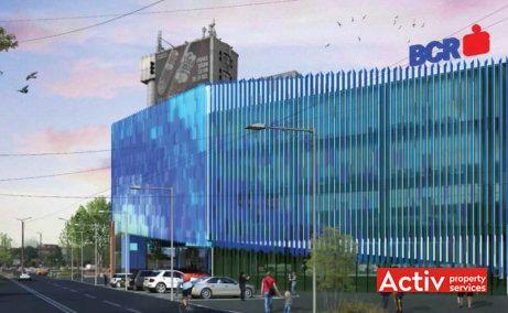 BCR Timisoara spatii de birouri de inchiriat Timisoara central imagine de ansamblu cladire
