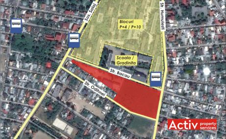 Imobil birouri cu parcare Sector 5 birouri de inchiriat Bucuresti  sud harta