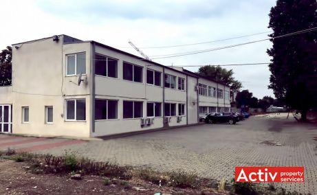 Imobil birouri cu parcare Sector 5 spatii de birouri de inchiriat Bucuresti zona de sud poza cladire
