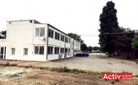 Imobil birouri cu parcare Sector 5 inchiriere birouri Bucuresti zona de sud poza de ansamblu cladire