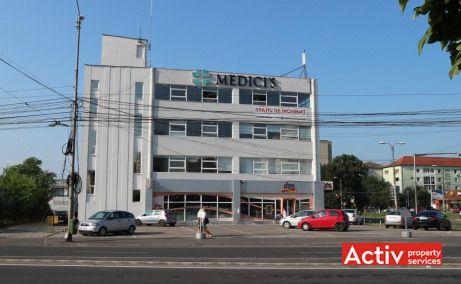 Timco birouri de inchiriat Timisoara zona centrala imagine fatada cladire