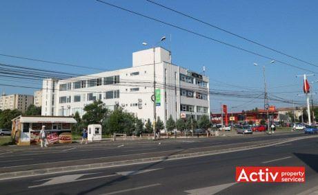 Timco spatii de birouri de inchiriat Timisoara zona centrala vedere cale de acces
