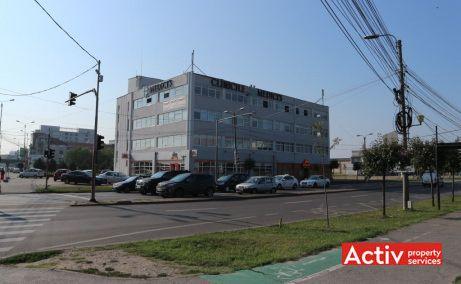 Timco inchiriere spatii de birouri Timisoara zona centrala vedere cale de acces