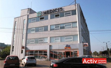Timco birouri de inchiriat Timisoara central poza cladire
