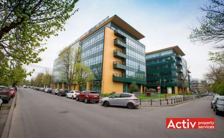 S-Park închirieri birouri  Romexpo perspectiva încadrare în zonă