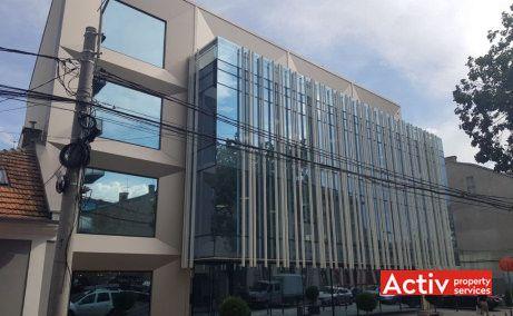 Mainstream Office inchiriere spatii de birouri Cluj-Napoca central poza fatada cladire