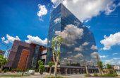 United Business Center Timisoara, OpenVille - vedere cladirea UBC 2 (prima finalizata)