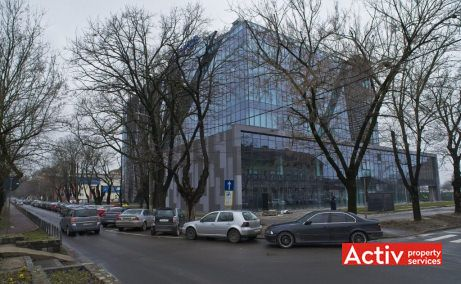 BEGA BUSINESS PARK spații birouri zona centrală Timișoara imagine laterală
