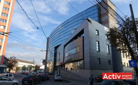 City Business Center birouri de inchiriat Cluj-Napoca zona centrala poza cale de acces