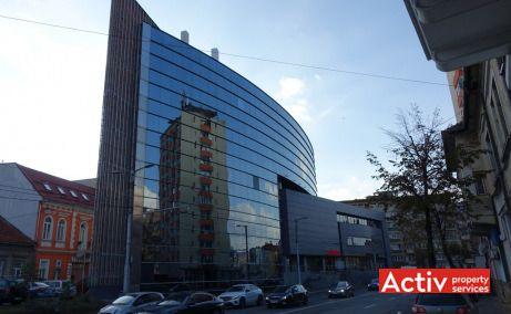 City Business Center spatii de birouri de inchiriat Cluj-Napoca zona centrala poza din Str. Cuza Voda