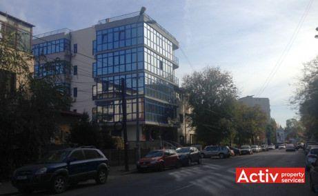Aviator Popisteanu 16 birouri de inchiriat Bucuresti zona de nord poza cale de acces