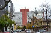 Electroaparataj Office Building spatii de birouri de inchiriat Bucuresti est imagine cale de acces