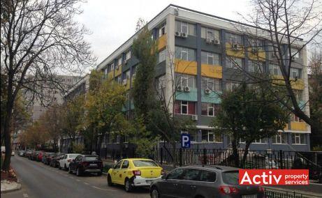 Ipromet Imobili birouri de inchiriat Bucuresti vest imagine cladire