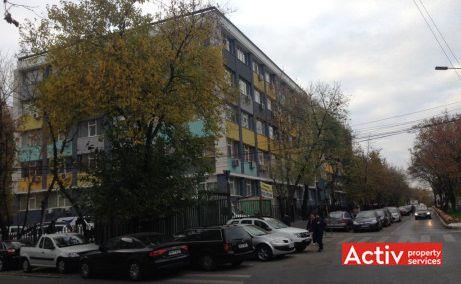 Ipromet Imobili spatii de birouri de inchiriat Bucuresti zona de vest poza cale de acces
