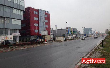 Ryamco birouri de inchiriat Bucuresti zona de nord imagine cale de acces