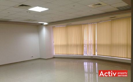 Ryamco inchiriere spatii de birouri Bucuresti nord imagine interior open space