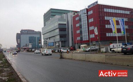 Ryamco spatii de birouri de inchiriat Bucuresti zona de nord poza din Sos. Pipera Tunari
