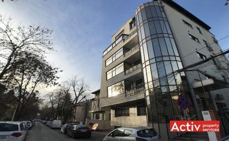 Sanatescu 53 birouri de inchiriat Bucuresti zona de nord imagine cale de acces