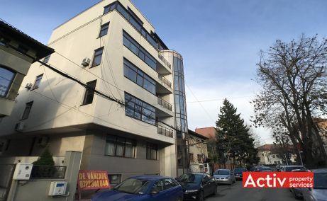 Sanatescu 53 spatii de birouri de inchiriat Bucuresti zona de nord imagine cale de acces