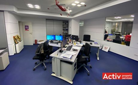 Sanatescu 53 spatii de birouri de inchiriat Bucuresti nord imagine interior
