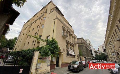 Pitar Mos 6 birouri de inchiriat Bucuresti zona centrala imagine cladire