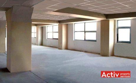 Hundertwasser House spatii de birouri Bucuresti nord poza interior