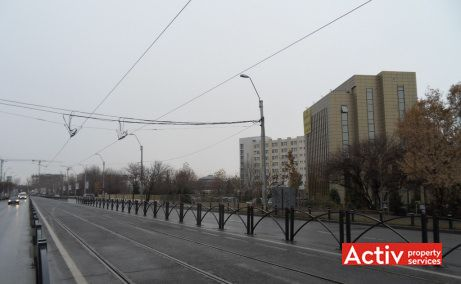 Vasile Milea 2P inchiriere spatii de birouri Bucuresti vest poza din Bdul. Vasile Milea