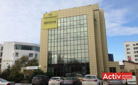 Vasile Milea 2P birouri de inchiriat Bucuresti vest imagine cladire