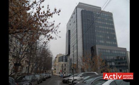 Platinum Center birouri de inchiriat Bucuresti zona centrala poza cale de acces