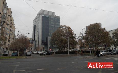 Platinum Center inchiriere spatii de birouri Bucuresti zona centrala vedere de ansamblu