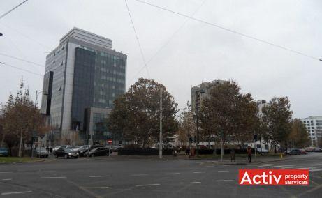Platinum Center inchiriere spatii de birouri Bucuresti central vedere de ansamblu