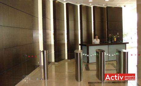 Platinum Center spatii de bioruri de inchiriat Bucuresti central imagine receptie