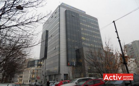 Platinum Center birouri de inchiriat Bucuresti central imagine cladire