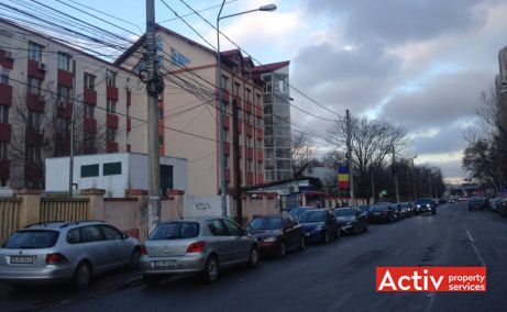 Regiei Office Building birouri de inchiriat Bucuresti zona de vest poza din Bdul. Regiei