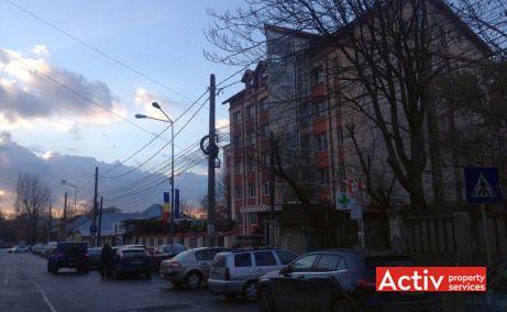 Regiei Office Building inchiriere spatii de birouri Bucuresti zona de vest imagine cale de acces