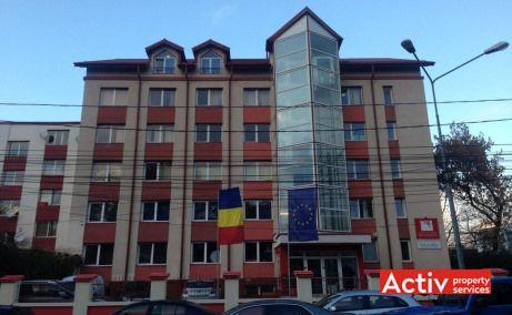 Regiei Office Building birouri de inchiriat Bucuresti vest imagine fatada cladire