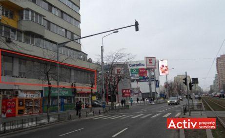 Pantelimon 248-250 spatii de birouri de inchiriat Bucuresti zona de est poza cale de acces