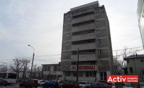 Plevnei 53 birouri de inchiriat Bucuresti central imagine fatada cladire