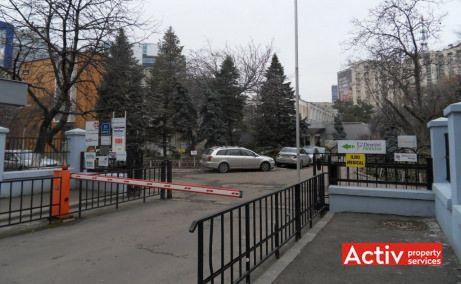 Diplomat Business Center birouri de inchiriat Bucuresti zona centrala poza acces