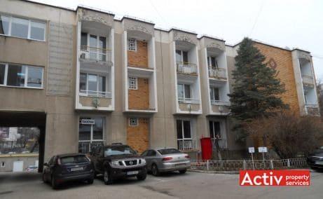Diplomat Business Center spatii de birouri de inchiriat Bucuresti central imagine fatada cladire