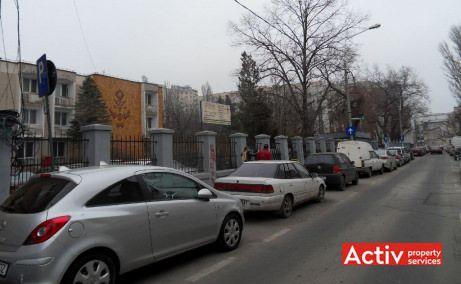 Diplomat Business Center spatii de birouri de inchiriat Bucuresti zona centrala vedere cale de acces