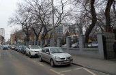 Diplomat Business Center inchiriere spatii de birouri Bucuresti zona centrala vedere cale de acces