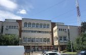 RC Central Slatina birouri de inchiriat Slatina central imagine intrare in cladire