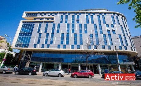 Armand Business Center spatii de birouri de inchiriat Bucuresti zona centrala poza fatada cladire