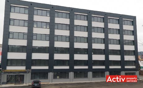 Vector Business Center birouri de inchiriat Cluj Napoca zona de nord imagine fatada cladire