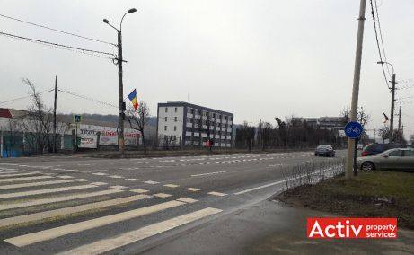 Vector Business Center inchiriere spatii de birouri Cluj Napoca zona de nord vedere cale de acces